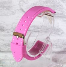 Silicone rubber watch strap Stitched 6 colours #2