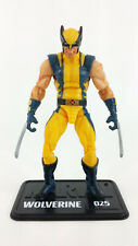 MARVEL UNIVERSE HASBRO 2011 SERIES 3 025 ASTONISHING WOLVERINE 4 INCH CUSTOM