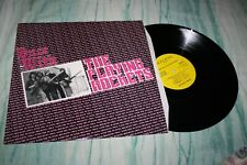 THE PLAYING ROCKETS-ONCE WITH THE PLAYING ROCKETS-NEAR MINT BELGIUM PRESS