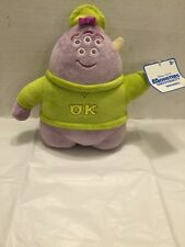 "Monsters University Squishy Bean Plush 7"" Stuffed Animal"