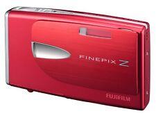 Fujifilm Finepix Z20fd 10 MP Digital Camera with 3x Optical Zoom (Red)