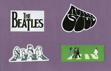 The Beatles Sticker psychedelic Pop rock Paul McCartney John Lennon Ringo George