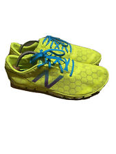 New Balance Mens Minimus 10v2 Running Shoes Yellow MR10YB2 Lace Up Low Top 13 D