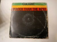 Culture ‎– Harder Than The Rest - Vinyl LP 1978