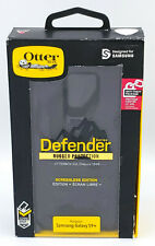Samsung Galaxy S9 plus OTTERBOX Defender Case-black