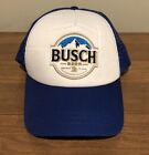 Busch Beer Snapback Mesh Trucker Hat