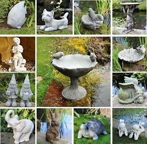 Garden Ornaments Decor Unique Statue Sculpture Patio Angel Buddha