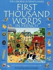 First Thousand Words in French (French Edition)-ExLibrary