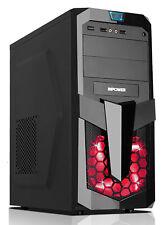 AUFRÜST PC AMD Ryzen 7 2700X GT 710 - 1GB/4GB DDR4 Computer System