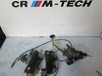 BMW E36 Steering lock +  lock set + 2 keys 1995 on with ews M3 328 316 318