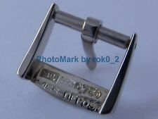 PATEK PHILIPPE DEPOSE 18K 18ct WHITE GOLD 10mm TANG PIN BUCKLE CLASP GREAT SHAPE