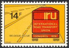 Belgique 1976 transport routier/camion/Transports/ENTREPRISE/Industrie 1 V (n43189)