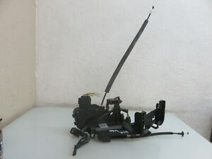 07-15 JAGUAR XK XKR FRONT LEFT DRIVER SIDE DOOR LOCK LATCH ACTUATOR OEM