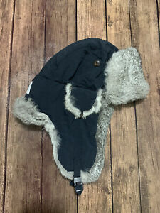 Mad Bomber Rabbit Fur Hat Trapper Cap New Without Tags Men's Large Guys Winter