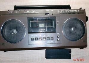 Skr 700 DDR Radio in Braun