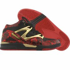 """Reebok Pump Omni Lite """"Year Of The Ox"""" Black/Red/Gold [4-763267] Mens Size 10 DS"""