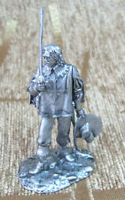 France Royal musketeer Aramis 54mm Tin Miniature model Figurine Toy soldier