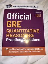 Official GRE Quantitative Reasoning Practice Questions (2017)