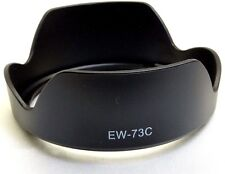 Lens HOOD FOR Canon EW-73C Canon 10-18mm f4.5-5.6 IS STM Lens -  - Free Shipping