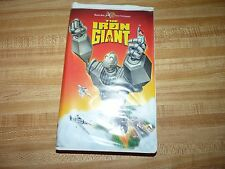 The Iron Giant (Vhs, 1999, Clamshell) Vhs26