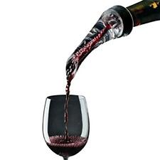 Red Wine Aerator Pour Spout Bottle Stopper Decanter Pourer Accessories Useful HY
