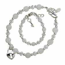 Mom & Me Bracelet Set Key to My Heart - By Cherished Moments (1-5 Years)
