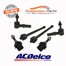 Tie Rod Ends Fits Ford Lincoln Truck Front Driver-Passenger Side Steering Kit