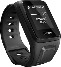 TomTom Spark Cardio + Music, GPS Fitness Watch + Heart Rate Monitor + 3GB Music