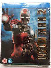 Iron Man 2 Steelbook Blu Ray