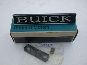1971;  BUICK LESABRE,CENTURION,ELECTRA & ESTATE WAGON NOS GRILLE EMBLEM #1394870