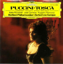 Puccini: Tosca Highlights / Karajan, Ricciarelli, Carreras by Ruggero Raimond...