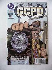 batman G C P D gotham city police department  2  dc  comics