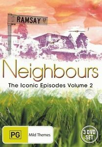 B20 BRAND NEW SEALED Neighbours - Iconic Episodes : Vol 2 (DVD, 2007,3-Disc Set)