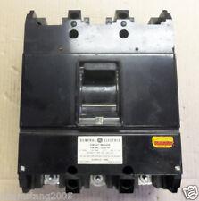 GE TJ TJ236125 3 pole 125 amp trip 600v circuit breaker