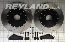 "Ford Escort Cosworth brake upgrade kit USES STD 16"" WHEELS!! Sierra Cos 4x4 too"