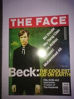 Face Magazine ,Vol 3 No 4 May 1997 Beck ( MINT)
