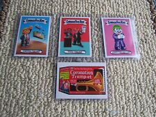 Topps Garbage Pail Kids GPK Disgrace to White House Lot of 4: 130, 131, 132, 133