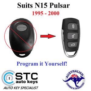 NISSAN PULSAR N15 REMOTE KEY LESS ENTRY FOB 1995 1996 1997 1998 1999 2000