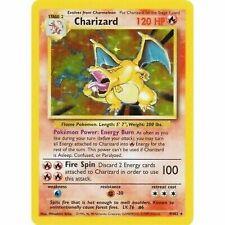 Pokemon Charizard 4 102 Base Set Holo 787793006524