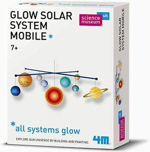 GLOW SOLAR SYSTEM MOBILE SCIENCE MUSEUM