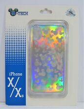 Disney Magic Mirror Mickey Ears Icon Apple Iphone 10 X/XS Cellphone Case NEW