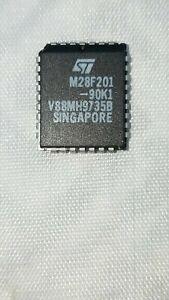 M28F201-90K1 Integrated Circuit - CASE: PLCC32, MAKE, ST