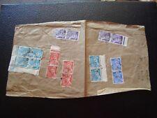 France - fragment d envelope 1945 (B5) french