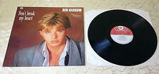 """Il Harrow (12""""maxi) """"Don 't Break My Heart"""" [1987 Baby Rec."""" Italo-discoteca""""] M -"""