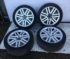 Mercedes C Class Alloy Wheel Set 17 Inch A2044010502 A2044010302 W204