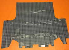 1974 1975 1976 Dodge Dart Swinger Gray Plaid Trunk Mat Liner Fleece Vinyl 340 36