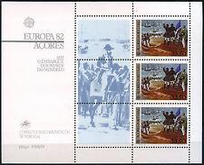 Azzorre 1982 SG #MS 446 Europa MNH M / S foglio #D 40800