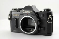 [Excellent tested] Canon AE-1 Black body 35mm SLR Film camera From JAPAN