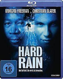 Hard Rain [Blu-ray] von Salomon, Mikael | DVD | Zustand sehr gut