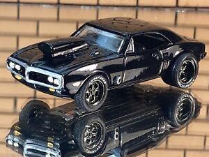 "Hot Wheels 67 Pontiac Firebird CUSTOM ""Street Outlaw""- RR-PAINT-EXTREME DETAIL"